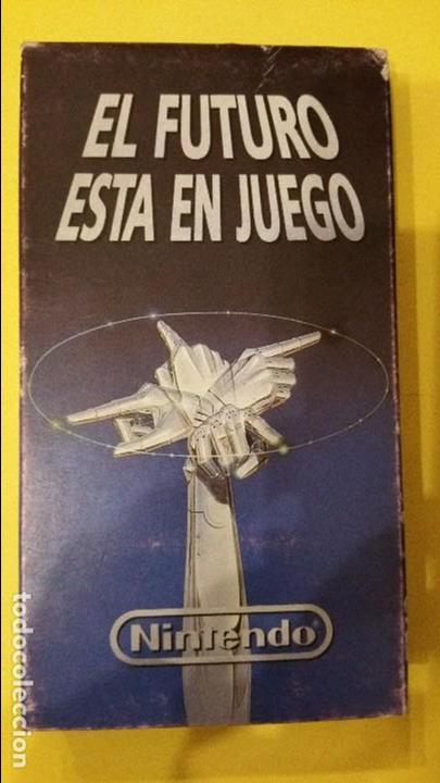 VHS, VIDEO PROMOCIONAL DE SEGA (Juguetes - Videojuegos y Consolas - Sega - Sega 32x)