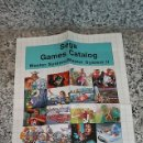 Videojuegos y Consolas: CATÁLOGO SEGA GAME CATALOG. Lote 118309547