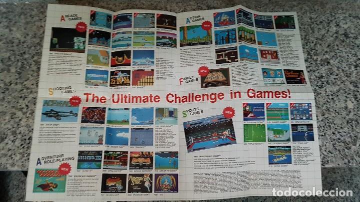 Videojuegos y Consolas: Catálogo Sega Game Catalog - Foto 2 - 118309547