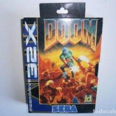 Videojuegos y Consolas: DOOM SEGA 32X. Lote 114720095
