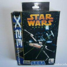 Videojuegos y Consolas: STAR WARS ARCADE SEGA 32X. Lote 114720371