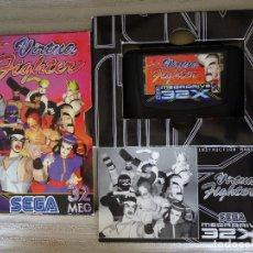 Videojuegos y Consolas: JUEGO PARA SEGA MEGA 32X MEGA DRIVE - VIRTUAL FIGHTER MEGADRIVE . Lote 117290671