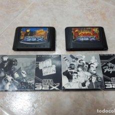 Videojuegos y Consolas: PACK 32X MOTO CROSS DOOM Y VIRTUA FIGHTER. Lote 132076258