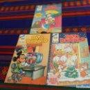 Videojuegos y Consolas: LOTE 3 CÓMIC PATO DONALD EDICIÓN ESPECIAL USUARIOS SEGA. PRIMAVERA 1991. WALT DISNEY. RAROS.. Lote 132402777