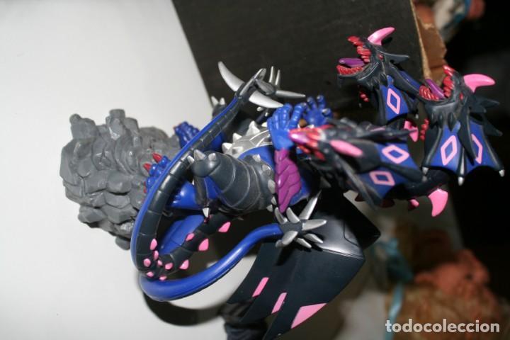 Videojuegos y Consolas: muñeco figura sega spin master headed flyin dragon - Foto 2 - 132750646
