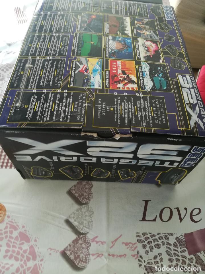 Videojuegos y Consolas: CONSOLA SEGA MEGADRIVE 32X - Foto 4 - 141663994