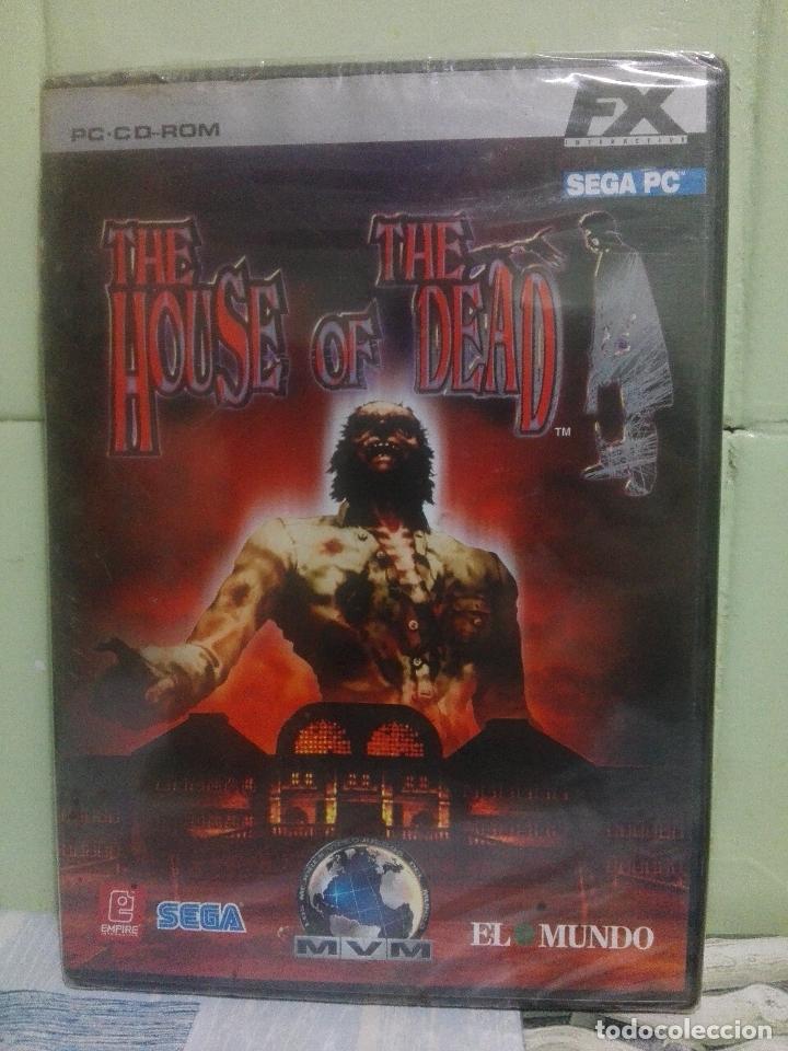 THE HOUSE OF THE DEAD - SEGA - PC PRECINTADO PEPETO (Juguetes - Videojuegos y Consolas - Sega - Sega 32x)