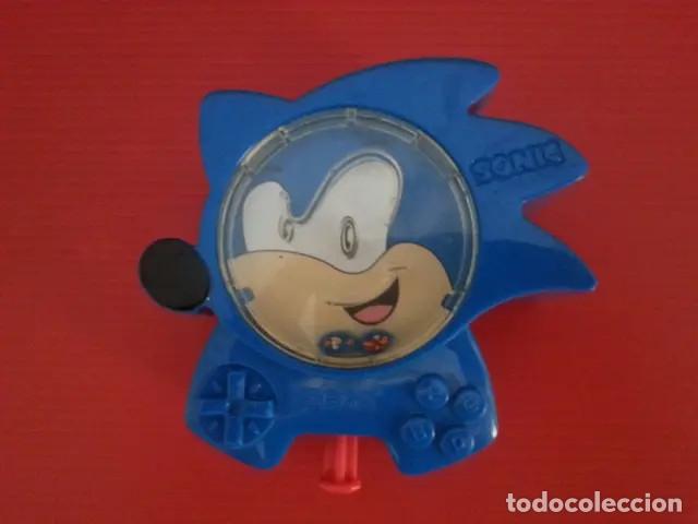 ANTIGUA MAQUINITA JUEGO DE SONIC AÑOS 90 PROMOCIONAL DE BURGER KING (Juguetes - Videojuegos y Consolas - Sega - Sega 32x)
