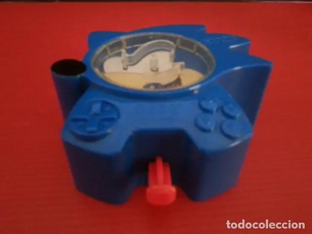 Videojuegos y Consolas: Antigua maquinita juego de sonic años 90 promocional de burger king - Foto 2 - 175500055