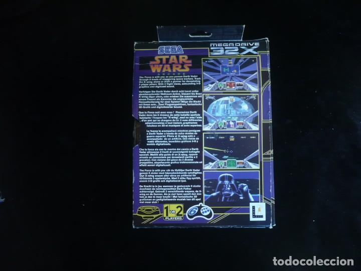 Videojuegos y Consolas: star wars arcade - completo - Foto 3 - 191878033