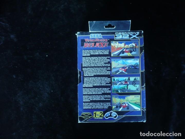 Videojuegos y Consolas: virtua racing deluxe - completo - Foto 3 - 191878350