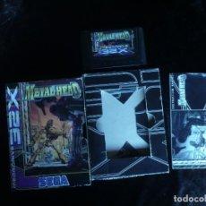 Videojuegos y Consolas: METAL HEAD - COMPLETO. Lote 191879098