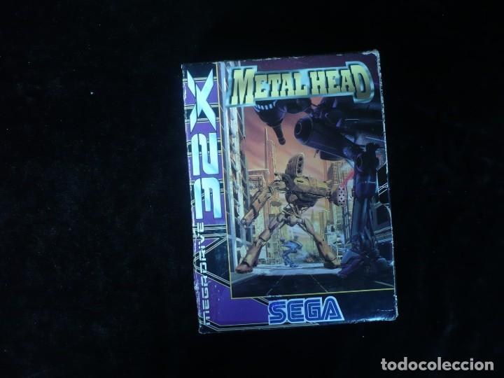 Videojuegos y Consolas: metal head - completo - Foto 2 - 191879098