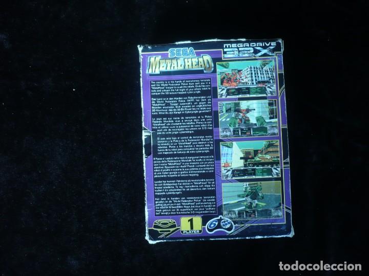 Videojuegos y Consolas: metal head - completo - Foto 3 - 191879098
