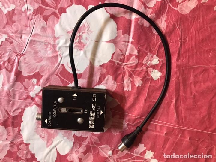 Videojuegos y Consolas: CABE ANTENA SEGA SS-55 vintage - Foto 2 - 192780590