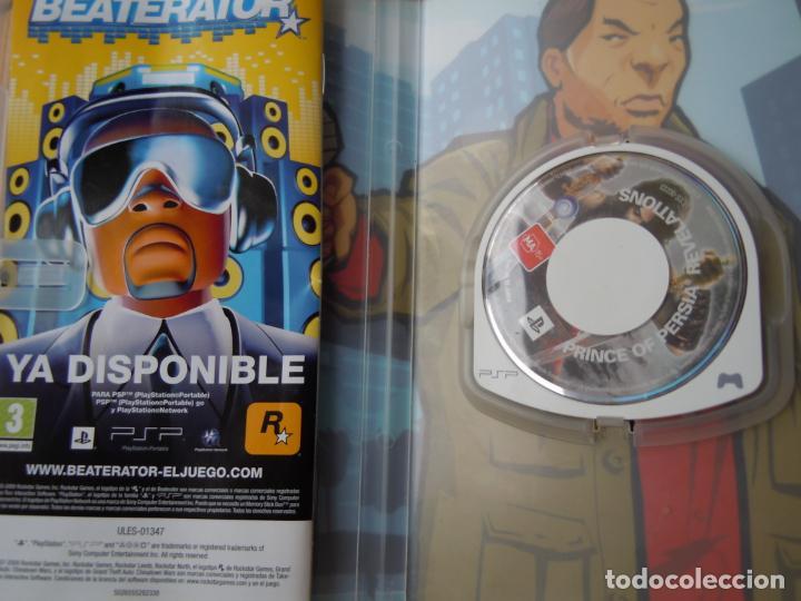 PSP PRINCE OF PERSIA REVELATIONS - (Juguetes - Videojuegos y Consolas - Sega - Sega 32x)
