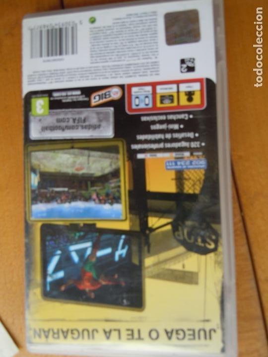 Videojuegos y Consolas: PSP ESSENTIALS , FIFA STREET 2 CON INSTRUCCIONES - Foto 3 - 197821988