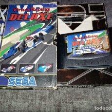 Videogiochi e Consoli: MD 32X --- SEGA VIRTUA RACING DELUXE -- PAL ESPAÑOL. Lote 201948217