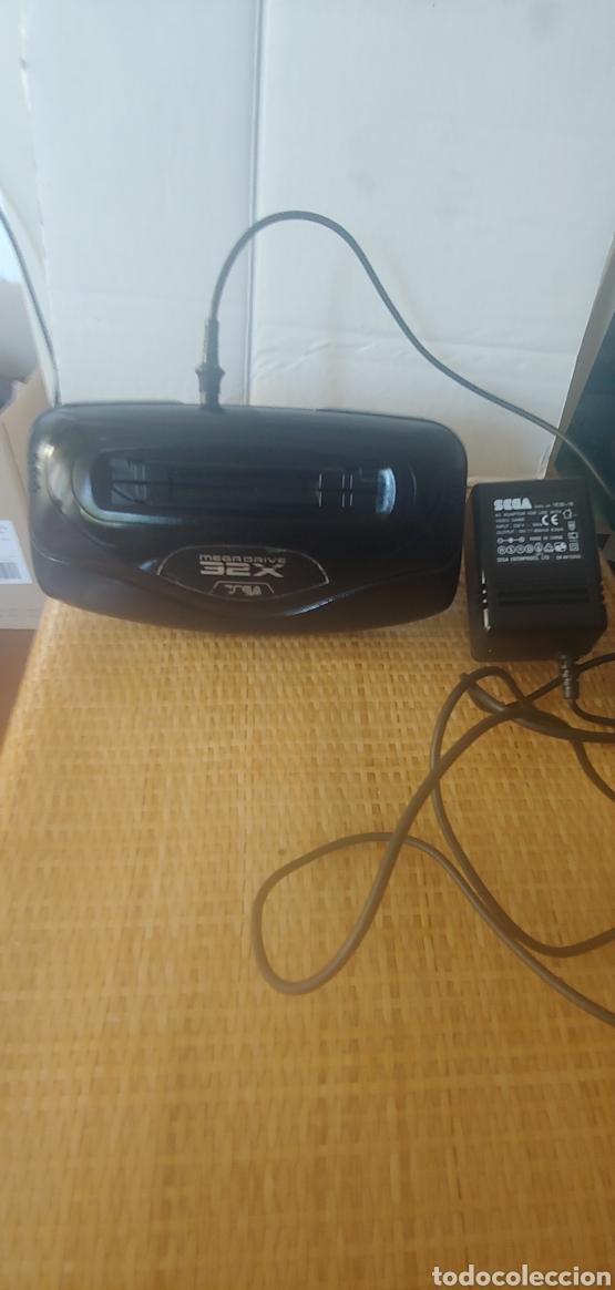 SEGA 32X MEGADRIVE RARA Y DIFICIL DE CONSEGUIR. RETRO NINTENDO VINTAGE(LEER) (Juguetes - Videojuegos y Consolas - Sega - Sega 32x)