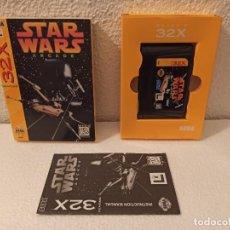 Videojuegos y Consolas: JUEGO STAR WARS 32X GENESIS. Lote 274609188
