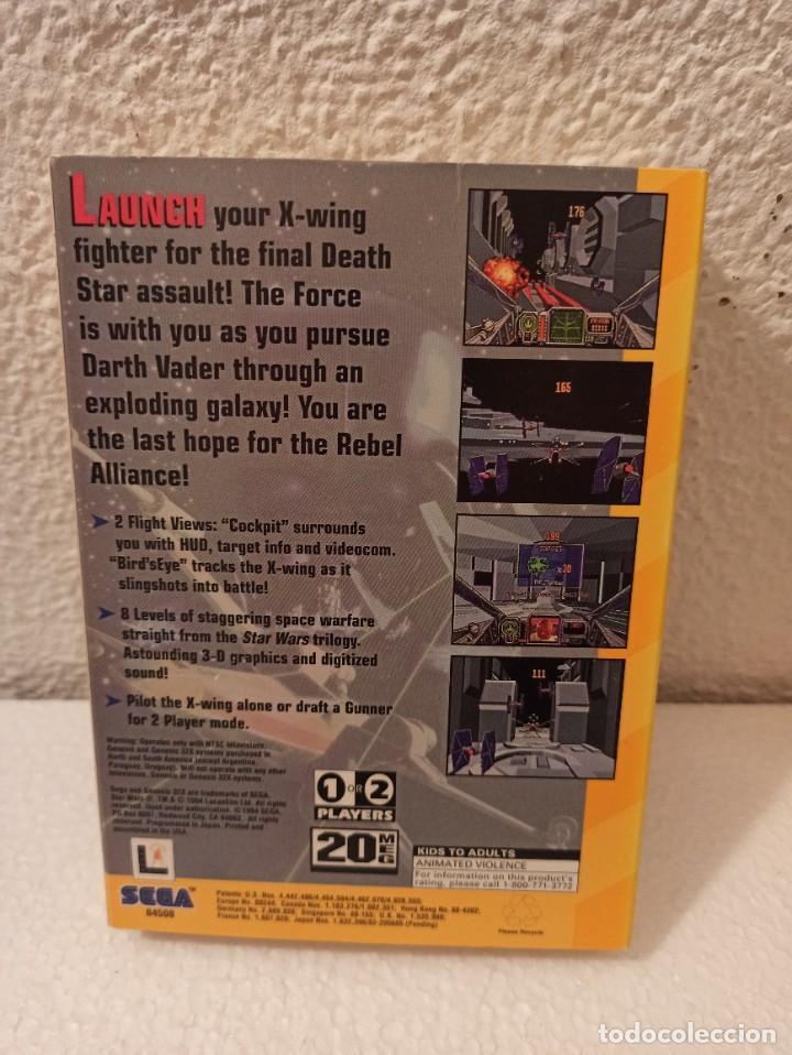 Videojuegos y Consolas: Juego Star Wars 32x Genesis - Foto 3 - 274609188