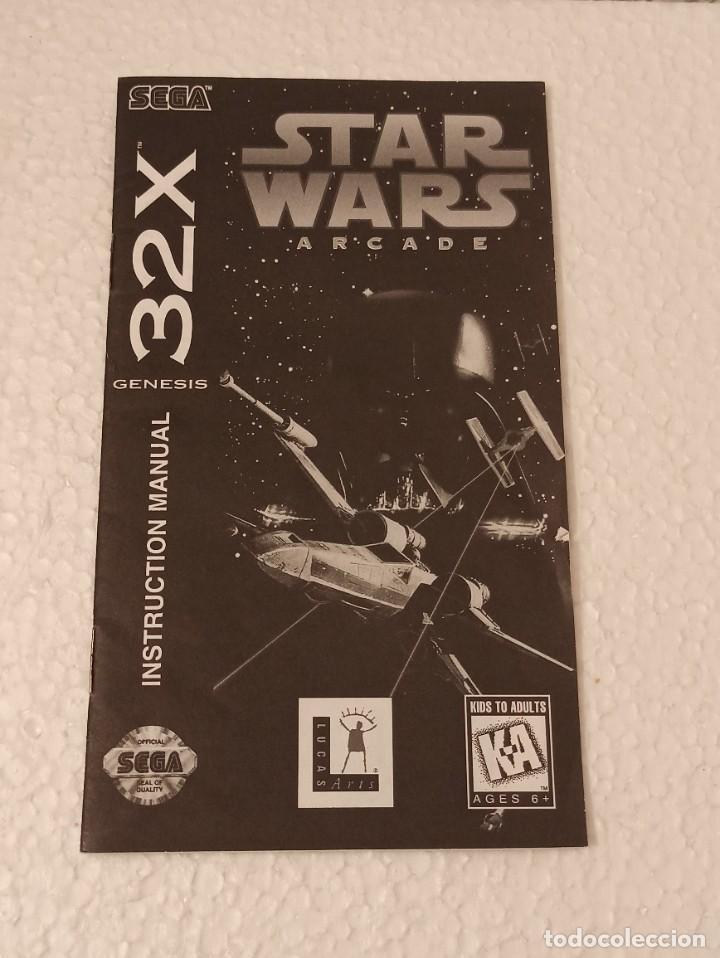Videojuegos y Consolas: Juego Star Wars 32x Genesis - Foto 8 - 274609188