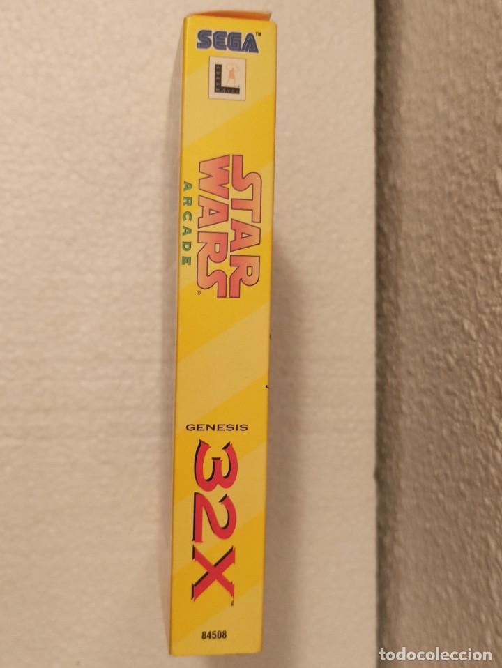 Videojuegos y Consolas: Juego Star Wars 32x Genesis - Foto 12 - 274609188