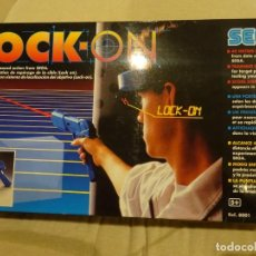Jeux Vidéo et Consoles: JUEGO BANDAI SEGA LOCK-ON, DISPARO VIRTUAL, REF 8001, SISTEMA LOCALIZACION OBJETIVO, AÑOS 90. Lote 275795793