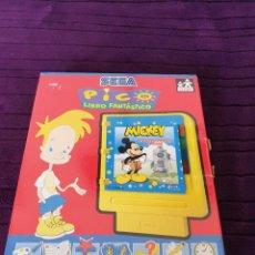 Videojuegos y Consolas: ANTIGUO LIBRO FANTASTICO PICO SEGA. Lote 278230178