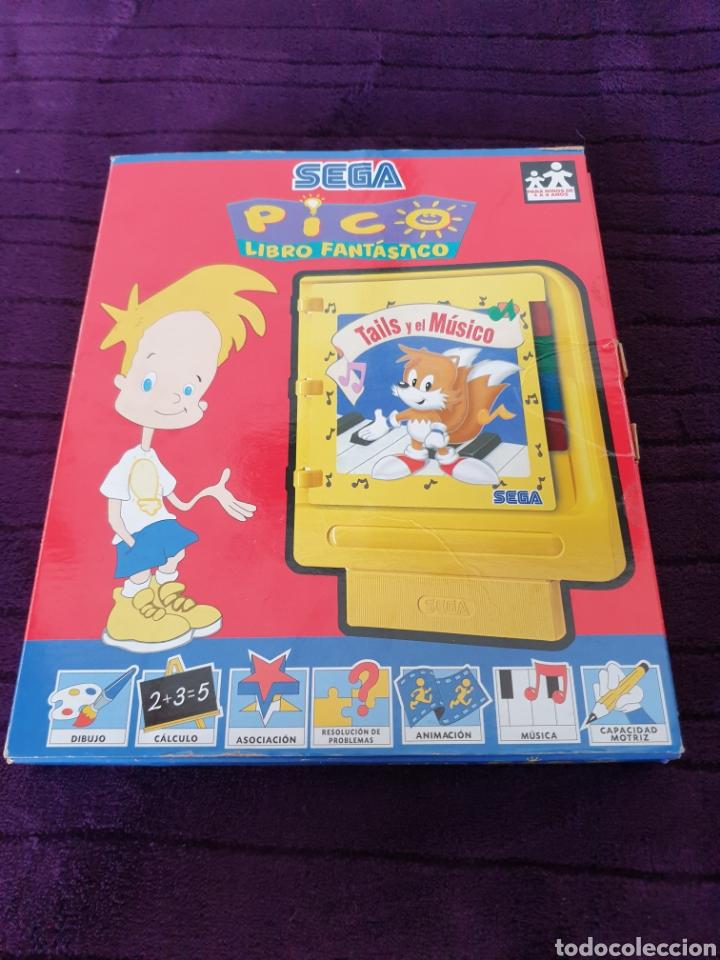 ANTIGUO LIBRO FANTASTICO PICO SEGA (Juguetes - Videojuegos y Consolas - Sega - Sega 32x)