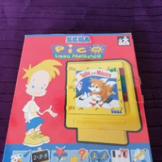 Videojuegos y Consolas: ANTIGUO LIBRO FANTASTICO PICO SEGA. Lote 278230828