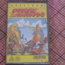 Videojuegos y Consolas: CASSETTE JUEGO SPECTRUM ( CORRECAMINOS). Lote 25114891