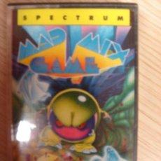 Videojuegos y Consolas: JUEGO CASSETTE SPECTRUM MAD MIX GAME 1988 TOPO SOFT. Lote 17816915