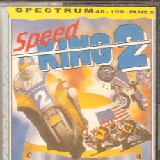 Videojuegos y Consolas: JUEGO SPECTRUM - SPEED KING 2 - ORIGINAL DRO SOFT. Lote 26953228