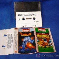Videojuegos y Consolas: - SPECTRUM - TURRICAN - MICROHOBBY Nº 25 - 1984. Lote 21152698