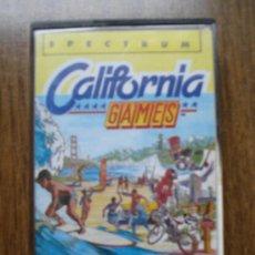 Videojuegos y Consolas: JUEGO SPECTRUM SINCLAIR, CALIFORNIA GAMES. Lote 27046081