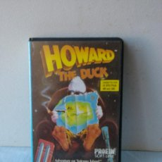 Videojuegos y Consolas: HOWARD THE DUCK -SPECTRUM . Lote 24142932