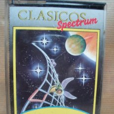 Videojuegos y Consolas: VIDEO JUEGO CASETE SPECTRUM 48K + 2 - TRAXX - CLASICOS MICROBYTE. Lote 26166696