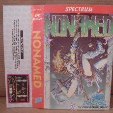 Videojuegos y Consolas: VIDEO JUEGO CASETE SPECTRUM - NONAMED - DINAMIC 1986. Lote 26324761