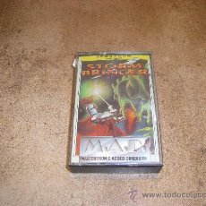 Videojuegos y Consolas: JUEGO CASSETTE MSX STORM BRINGER M.A.D. MASTERTRONIC ADDED DIMENSION. 1987. Lote 27011224