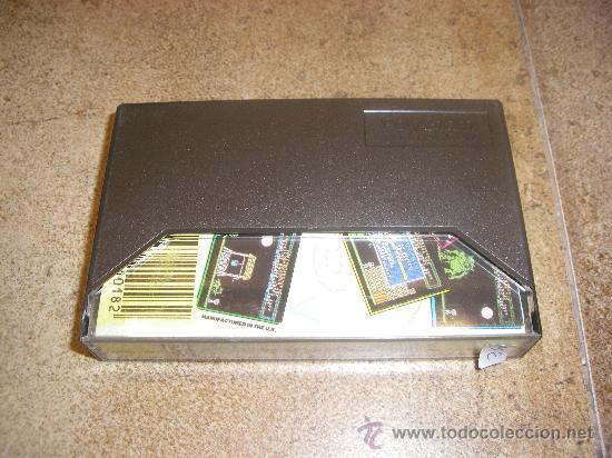 Videojuegos y Consolas: JUEGO CASSETTE MSX STORM BRINGER M.A.D. MASTERTRONIC ADDED DIMENSION. 1987 - Foto 2 - 27011224