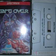 Videojuegos y Consolas: ANTIGUO JUEGO GAME OVER PARA SPECTRUM. Lote 27139924