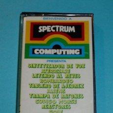 Videojuegos y Consolas: SPECTRUM COMPUTING. Lote 27693327