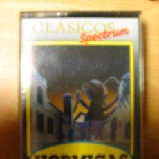 Videospiele und Konsolen - JUEGO CASETE SPECTRUM CLASICOS HORMIGAS MICROBYTE. - 27996081