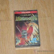 Videojuegos y Consolas: CAMELOT WARRIORS JUEGO SPECTRUM DINAMIC. Lote 29115740