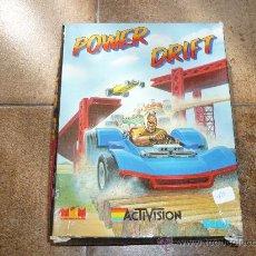 Videojuegos y Consolas: JUEGO SPECTRUM POWER DRIFT ACTIVISION SEGA DIFICIL. Lote 31153506