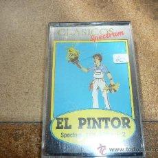 Videojuegos y Consolas: JUEGO DE SPECTRUM EL PINTOR . Lote 31153847