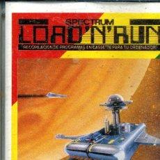 Videojuegos y Consolas: SPECTRUM LOAD´N´RUN . Lote 32686275