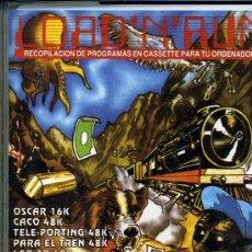 Videojuegos y Consolas: SPECTRUM LOAD´N´RUN . Lote 32686294