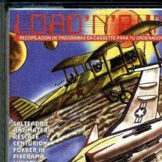 Videojuegos y Consolas: SPECTRUM LOAD´N´RUN . Lote 32686321